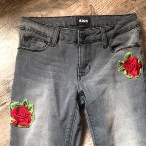 Hudson jeans!